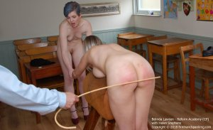 Firm Hand Spanking - Reform Academy - Cp - image 12