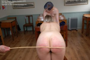 Firm Hand Spanking - Reform Academy - Cp - image 7