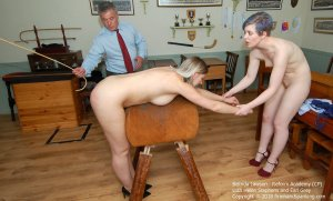 Firm Hand Spanking - Reform Academy - Cp - image 15