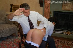 Firm Hand Spanking - The Learning Curve - Ba - image 8