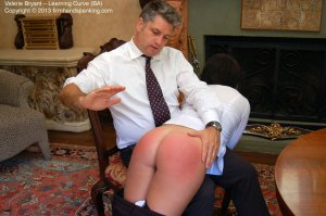 Firm Hand Spanking - The Learning Curve - Ba - image 2