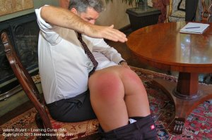 Firm Hand Spanking - The Learning Curve - Ba - image 9