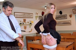 Firm Hand Spanking - School Detention - Cb - image 1
