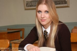 Firm Hand Spanking - School Detention - Cb - image 8