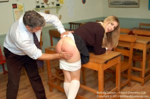 Firm Hand Spanking - School Detention - Cb - image 4