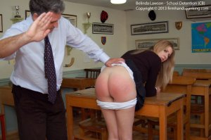 Firm Hand Spanking - School Detention - Cb - image 13