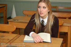 Firm Hand Spanking - School Detention - Cb - image 6