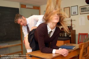 Firm Hand Spanking - School Detention - Cb - image 11