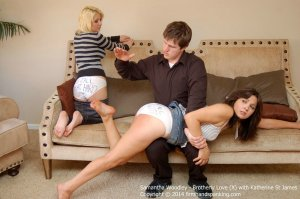 Firm Hand Spanking - Brotherly Love - X - image 10