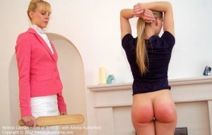 Firm Hand Spanking - End Of Term - K - image 10