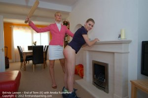 Firm Hand Spanking - End Of Term - K - image 11