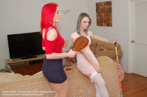 Firm Hand Spanking - Sorority Sisters - Fc - image 11