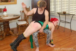 Firm Hand Spanking - Costume Correction - G - image 8