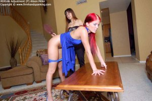 Firm Hand Spanking - Attitude Adjustment - P - image 14