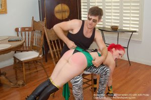 Firm Hand Spanking - Costume Correction - G - image 2