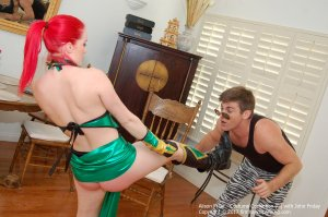 Firm Hand Spanking - Costume Correction - G - image 14