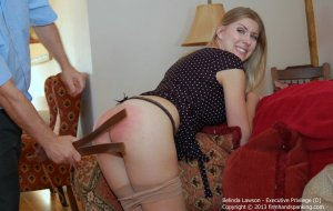 Firm Hand Spanking - Executive Privilege - D - image 6