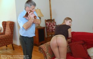 Firm Hand Spanking - Executive Privilege - D - image 5