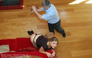 Firm Hand Spanking - Executive Privilege - D - image 4