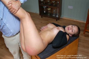 Firm Hand Spanking - Legal Penalties - Bd - image 5