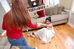 Firm Hand Spanking - Houseguest From Hell - M - image 5