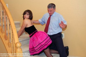 Firm Hand Spanking - Discipline Program - Ba - image 1