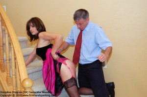 Firm Hand Spanking - Discipline Program - Ba - image 2