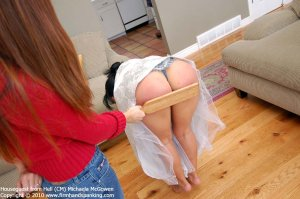 Firm Hand Spanking - Houseguest From Hell - M - image 4