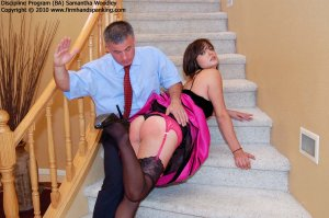 Firm Hand Spanking - Discipline Program - Ba - image 3