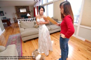 Firm Hand Spanking - Houseguest From Hell - M - image 8