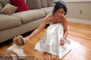 Firm Hand Spanking - Houseguest From Hell - M - image 9