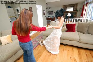 Firm Hand Spanking - Houseguest From Hell - M - image 11
