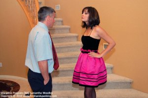 Firm Hand Spanking - Discipline Program - Ba - image 9