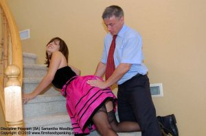 Firm Hand Spanking - Discipline Program - Ba - image 13