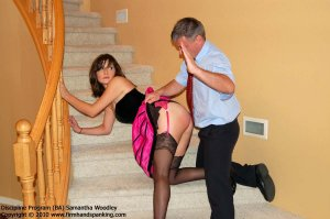 Firm Hand Spanking - Discipline Program - Ba - image 5