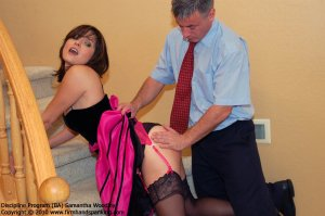Firm Hand Spanking - Discipline Program - Ba - image 8