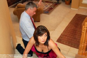 Firm Hand Spanking - Discipline Program - Ba - image 4