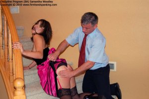 Firm Hand Spanking - Discipline Program - Ba - image 16