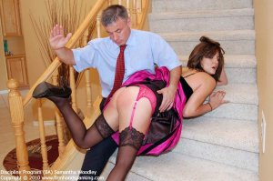 Firm Hand Spanking - Discipline Program - Ba - image 17