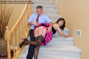 Firm Hand Spanking - Discipline Program - Ba - image 18