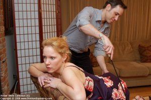 Firm Hand Spanking - Riding Crop Spanking - image 8