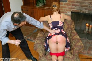Firm Hand Spanking - Riding Crop Spanking - image 3