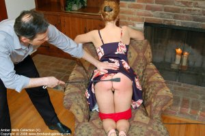 Firm Hand Spanking - Riding Crop Spanking - image 11