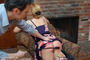 Firm Hand Spanking - Riding Crop Spanking - image 17