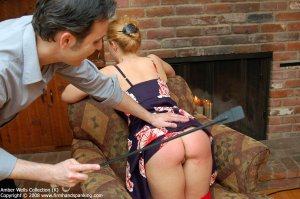 Firm Hand Spanking - Riding Crop Spanking - image 14