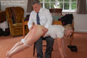 Firm Hand Spanking - Reform Academy - Dy - image 7