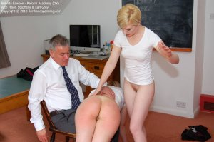 Firm Hand Spanking - Reform Academy - Dy - image 2