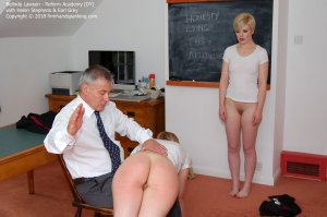 Firm Hand Spanking - Reform Academy - Dy - image 3