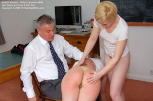 Firm Hand Spanking - Reform Academy - Dy - image 12