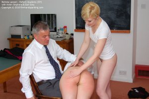 Firm Hand Spanking - Reform Academy - Dy - image 11